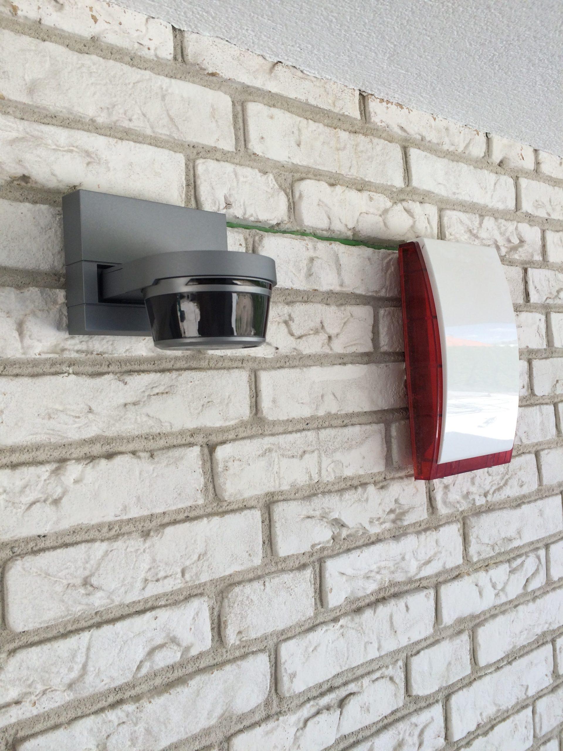 Electro Systems czujniki alarmowe